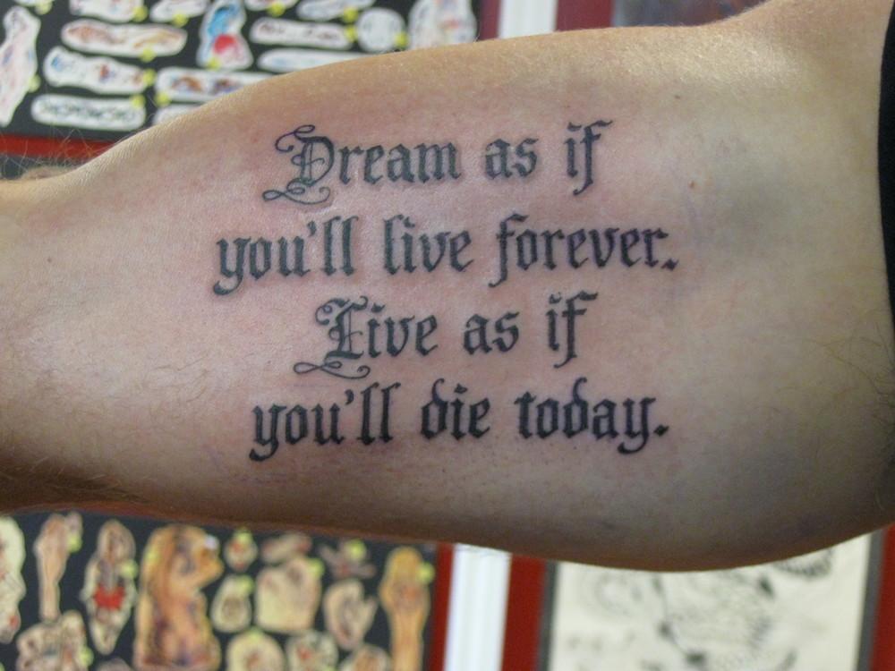 Tattoo By Cheryl Industructible