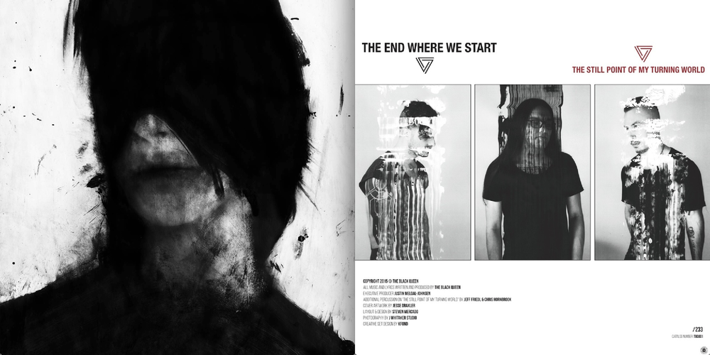 """The End Where We Start (Limited 12"""" Single)"""