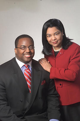 Pastor T.A. & First Lady Dorsey