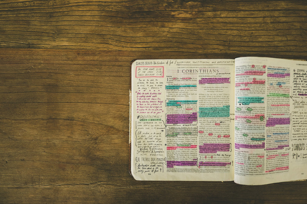 Fasting Scriptures & Encouragement -