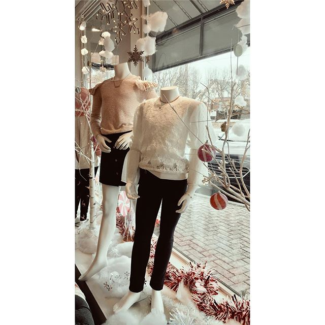 Send her to school in the cutest outfits this winter! Come into Girls' World and shop, sit down in our new lounge area and sip on some complimentary coffee on this cold day ❄️ . . . . . #ootd #girlclothes #girls #girlsworld #girly #cincy #shopcincy #shoplocal #shopsmall #montgomeryohio #cincinnati #cuteoutfit #cute #baby #babyclothes #babyboutique #cincyboutique #boutique #kidsboutique #winteroutfit