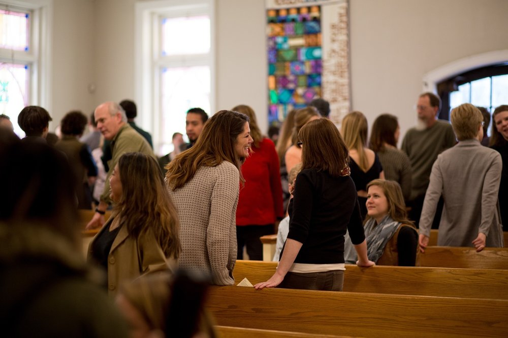 - New City East Lake is a warm, friendly, and diverse community of people from all across the city. Our dress code is informal, and our worship reflects many cultures, genres, and traditions.