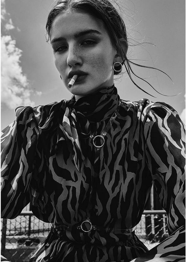 Photography: Royal Gilbert / Styling: Olivia Leblanc