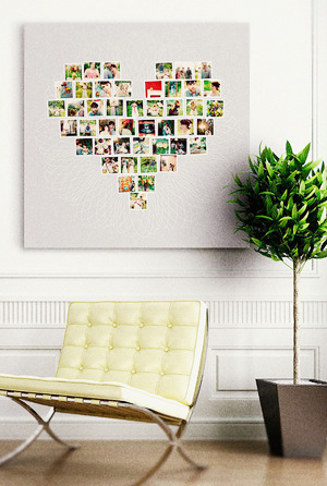 heart collage canvas wrap in living space.jpg