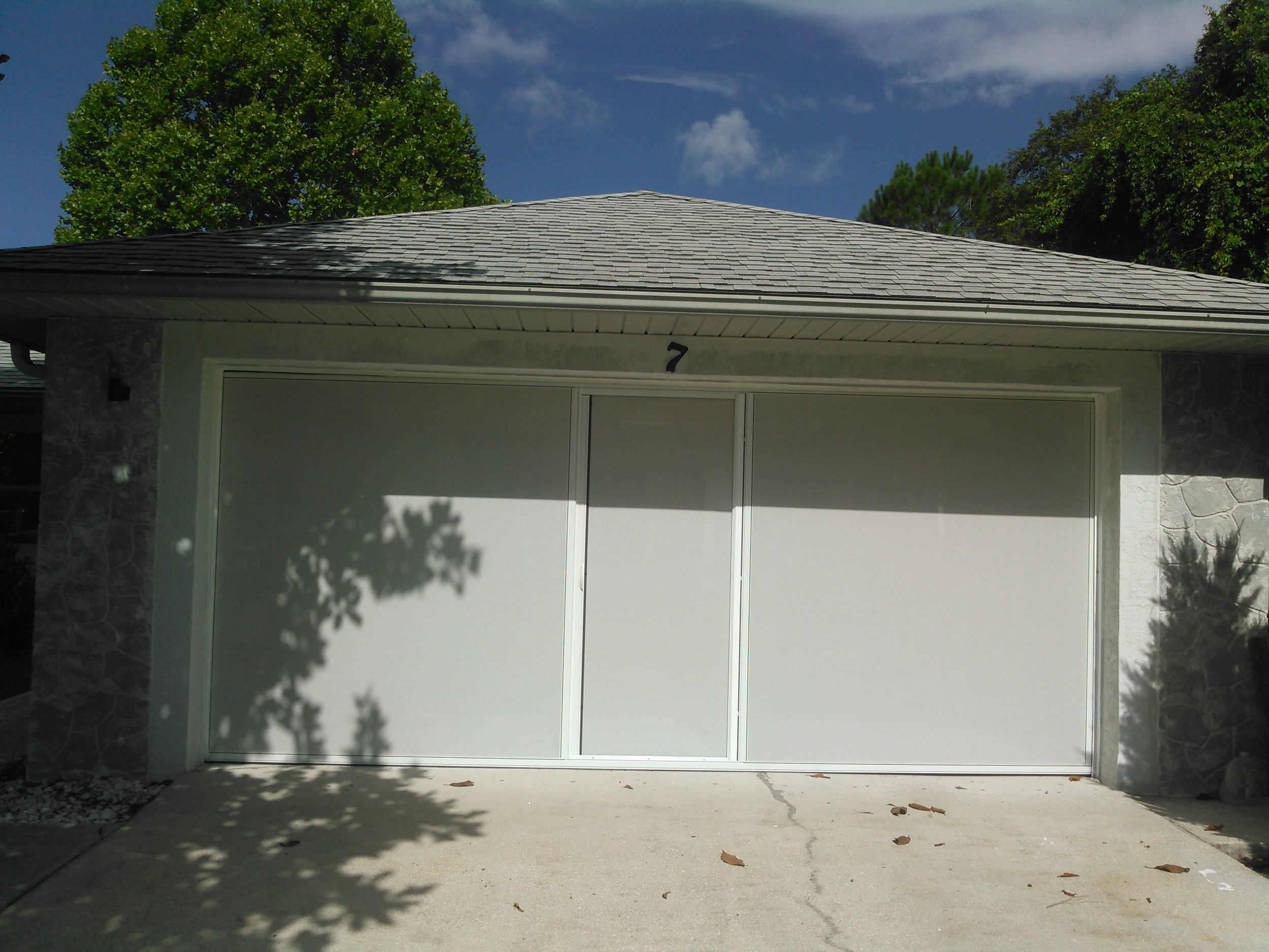 our lifestyle garage screens