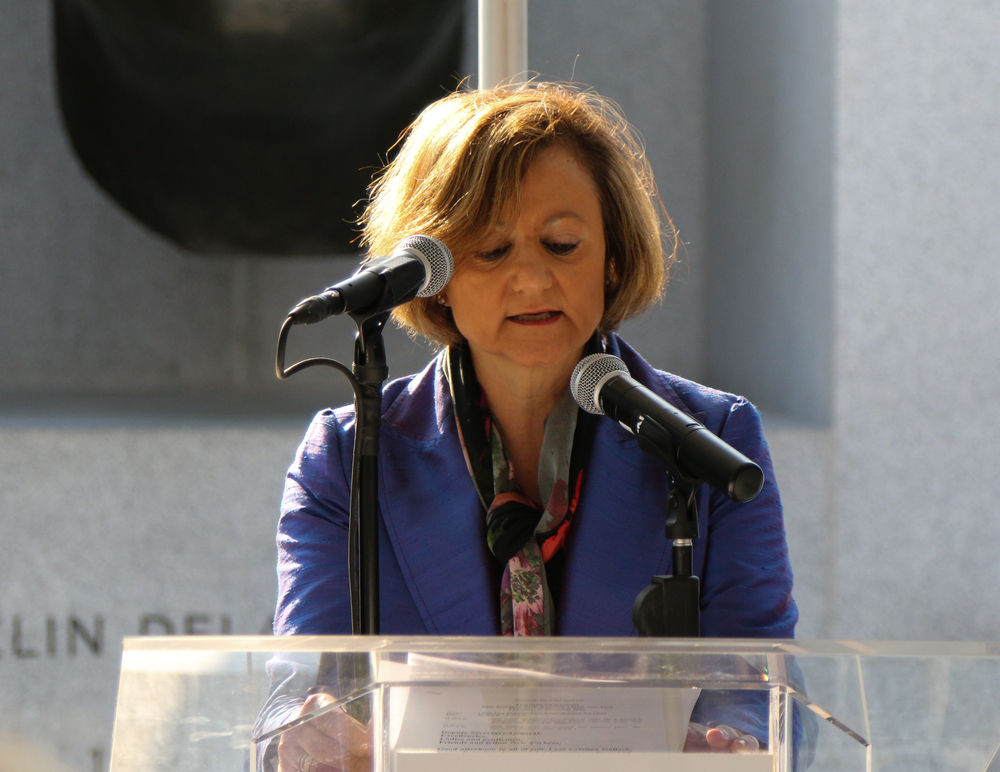 Cristina Gallach, UN Under-Secretary-General for Communications and Public Information