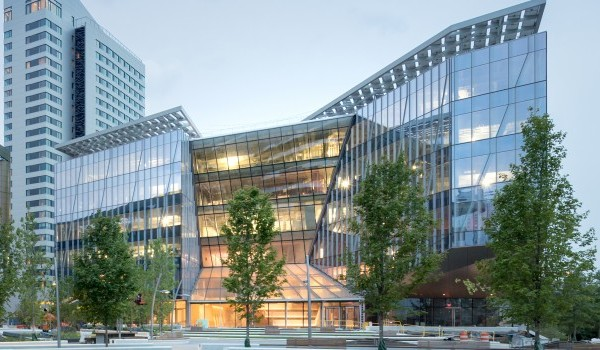 Tata Innovation Center, Roosevelt Island