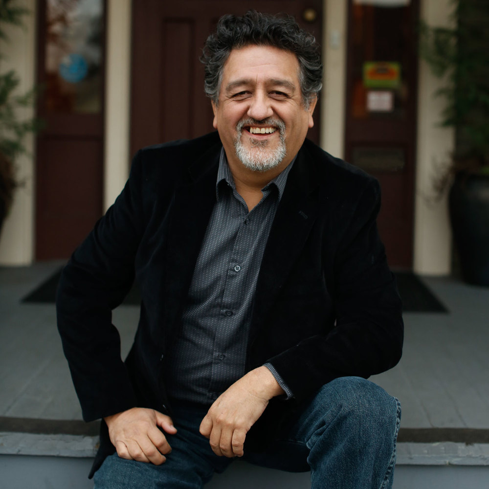 Francisco Salgado, Hispanic Real estate agent in Portland, Oregon