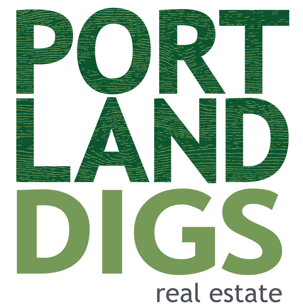 Portland Digs Real Estate Logo, office for Francisco Salgado,  Portland Realtor®