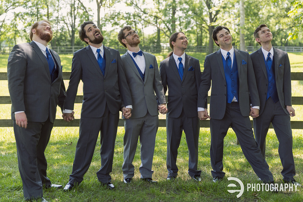 I said this was a fun wedding to shoot, right? These guys were a riot!