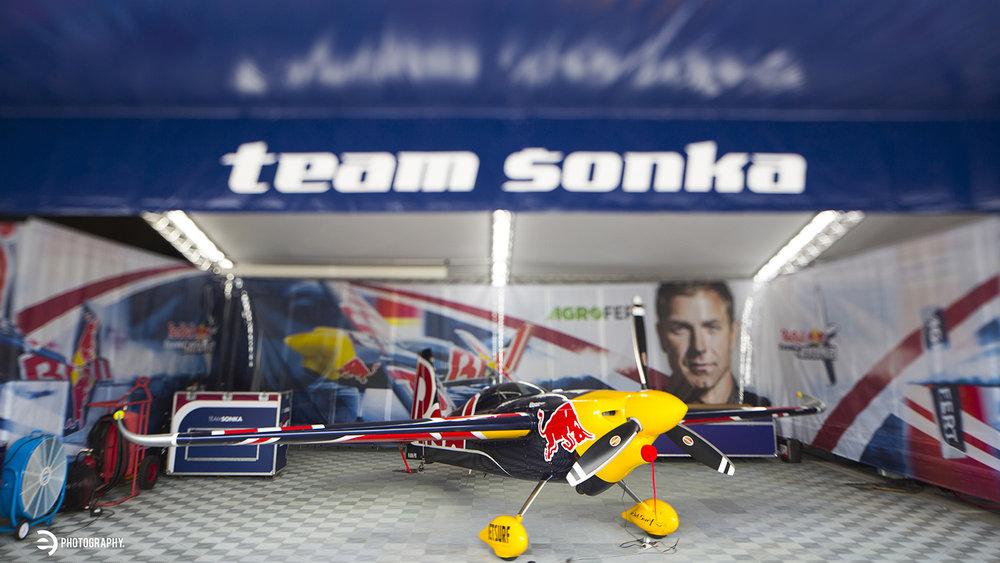 #TeamSonka