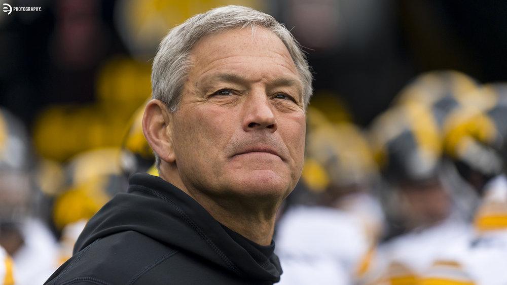 Head coach. Leader. Kirk.
