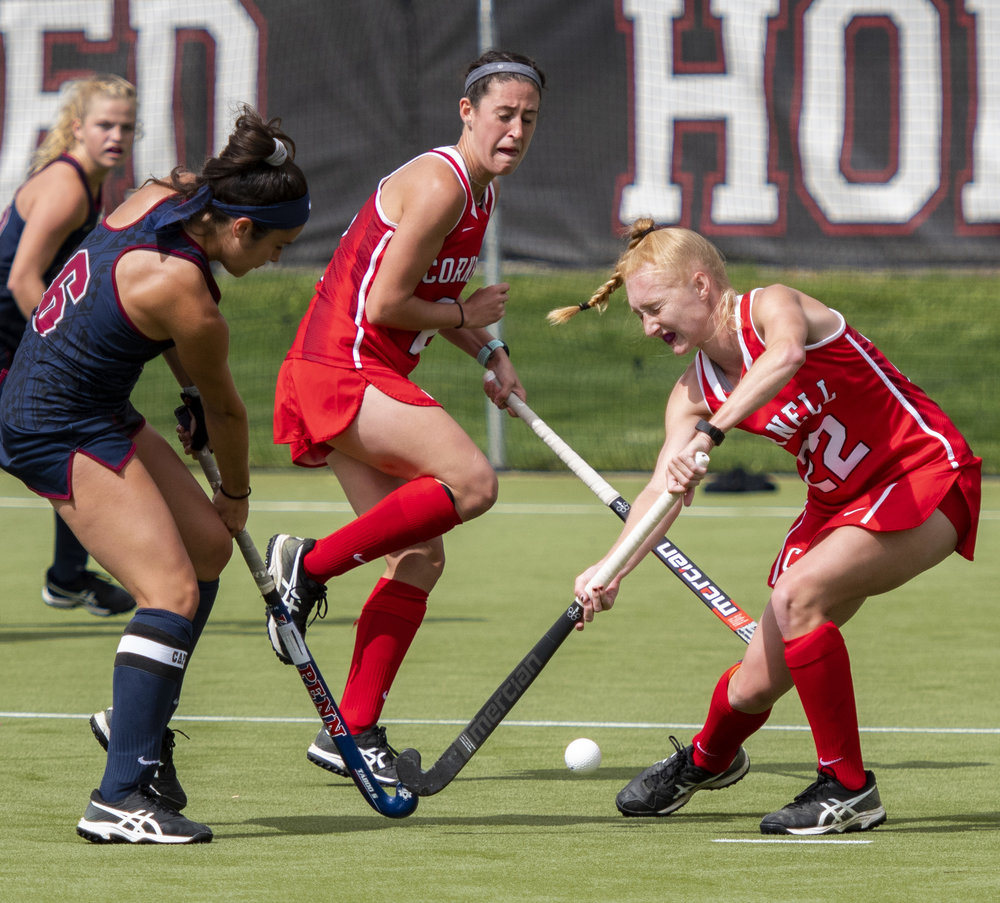 Field hockey has probably become one of my newest favorite sports to shoot. It's fast-paced and features a lot of action and great facial expressions!
