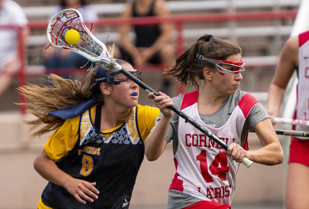 Women's lacrosse played a fall tournament and I was able to shoot a few shots of the action.