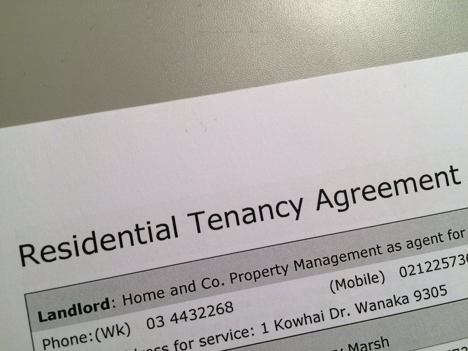Breaking A Fixed Term Tenancy Home Co