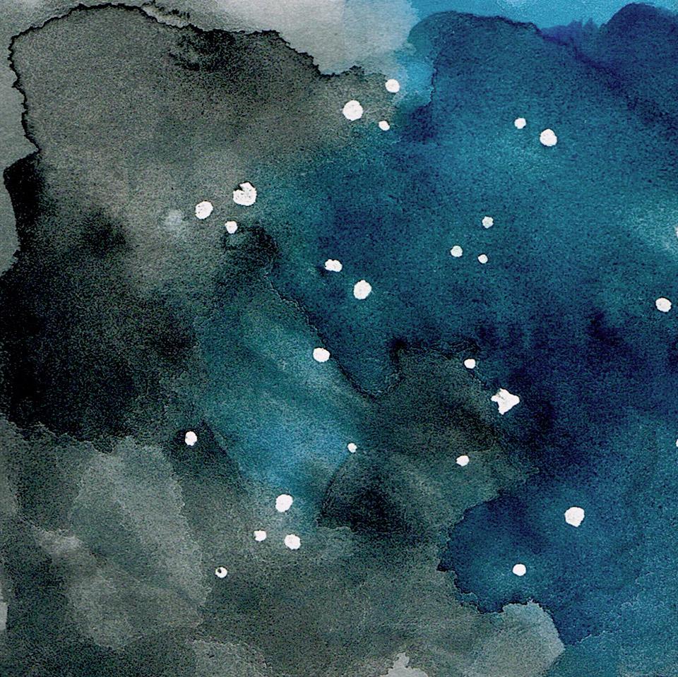 Night-Watercolour