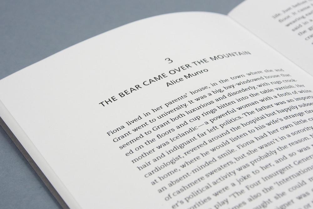 Typesetting Novel Book Design Ngaio Parr