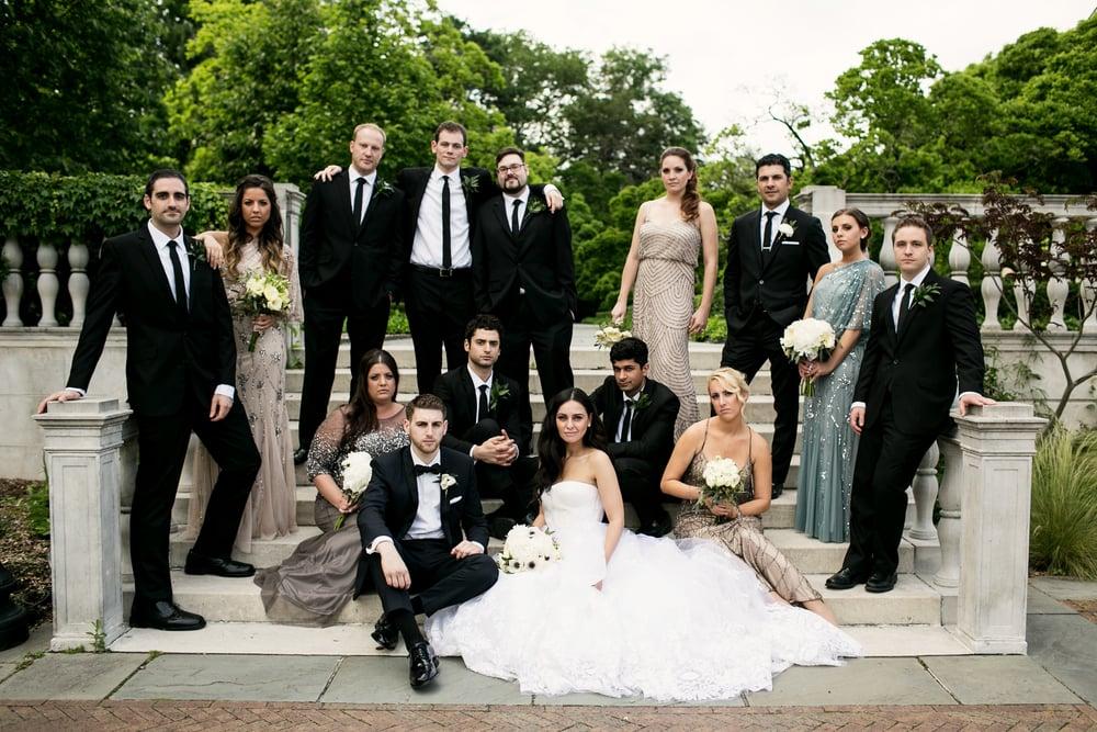 Brooklyn Botanical Gardens Wedding Brookelyn Photography