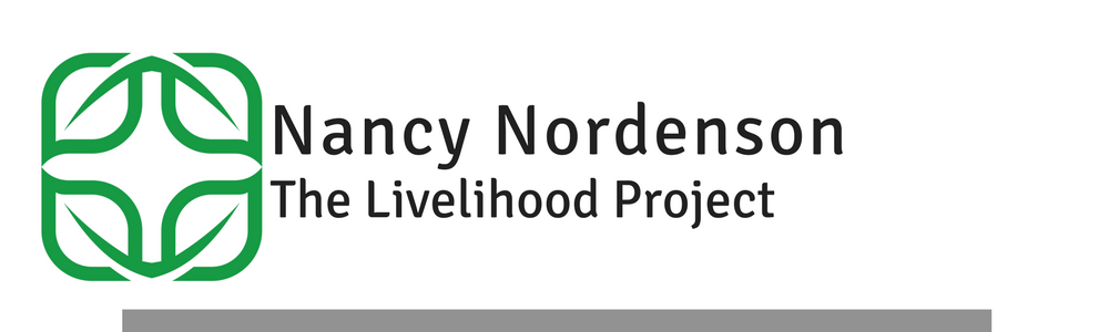 Nancy Nordenson • The Livelihood Project
