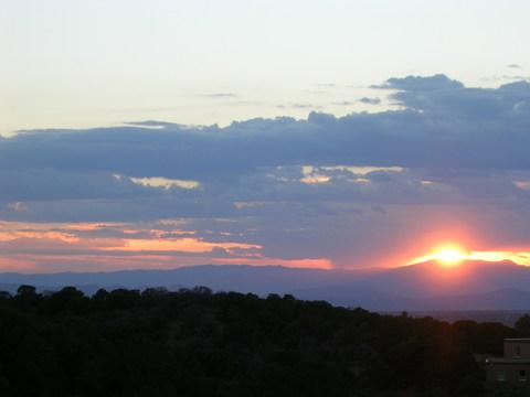 Santa Fe Sunset.JPG