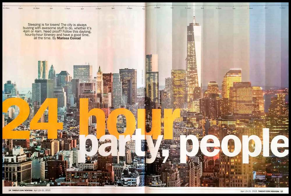 TimeOut New York