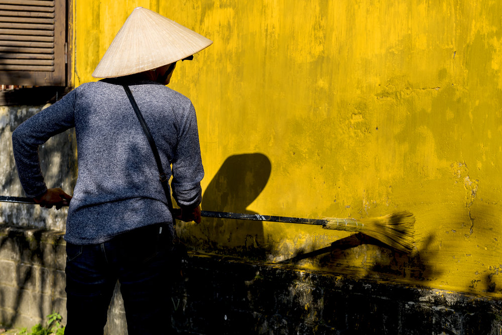 Hoi An Yellow
