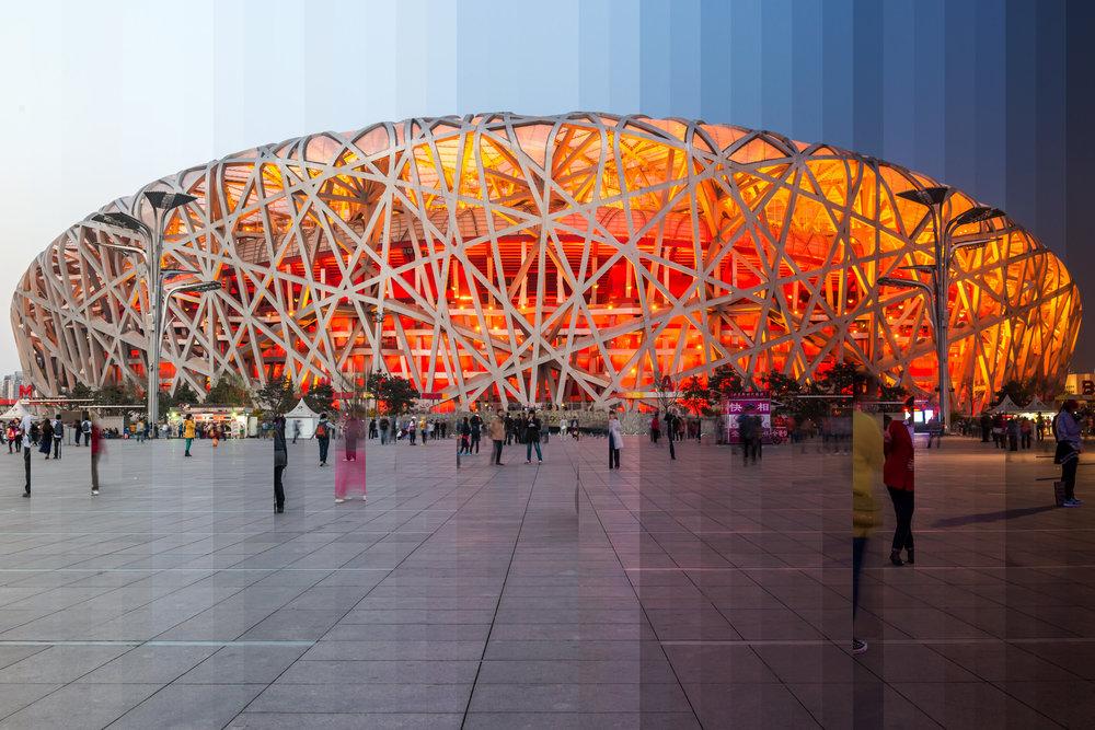Birds Nest, Beijing, China