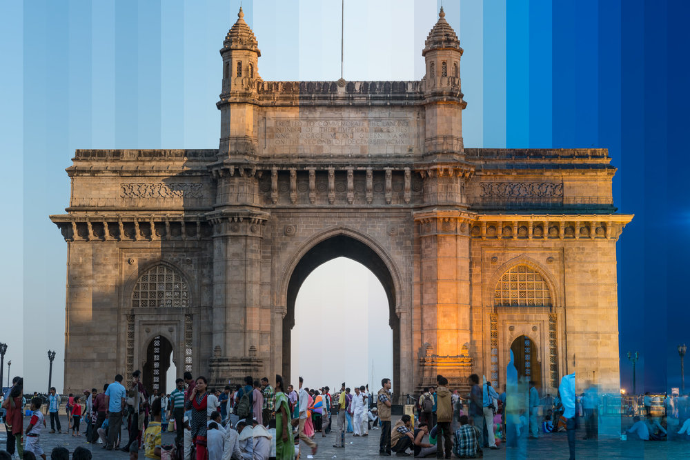 Gateway to India, Mumbai, India