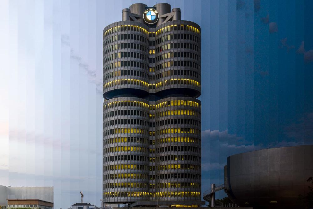 BMW Headquarters, Stuttgart, Germany