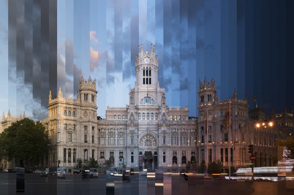Madrid City Hall, Madrid, Spain