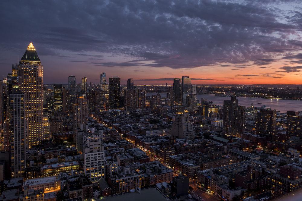 Manhattanhendge 2016