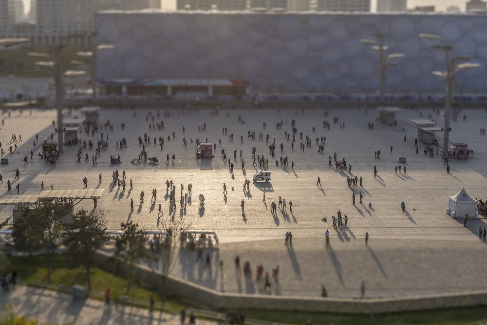 Beijing Olympic Park