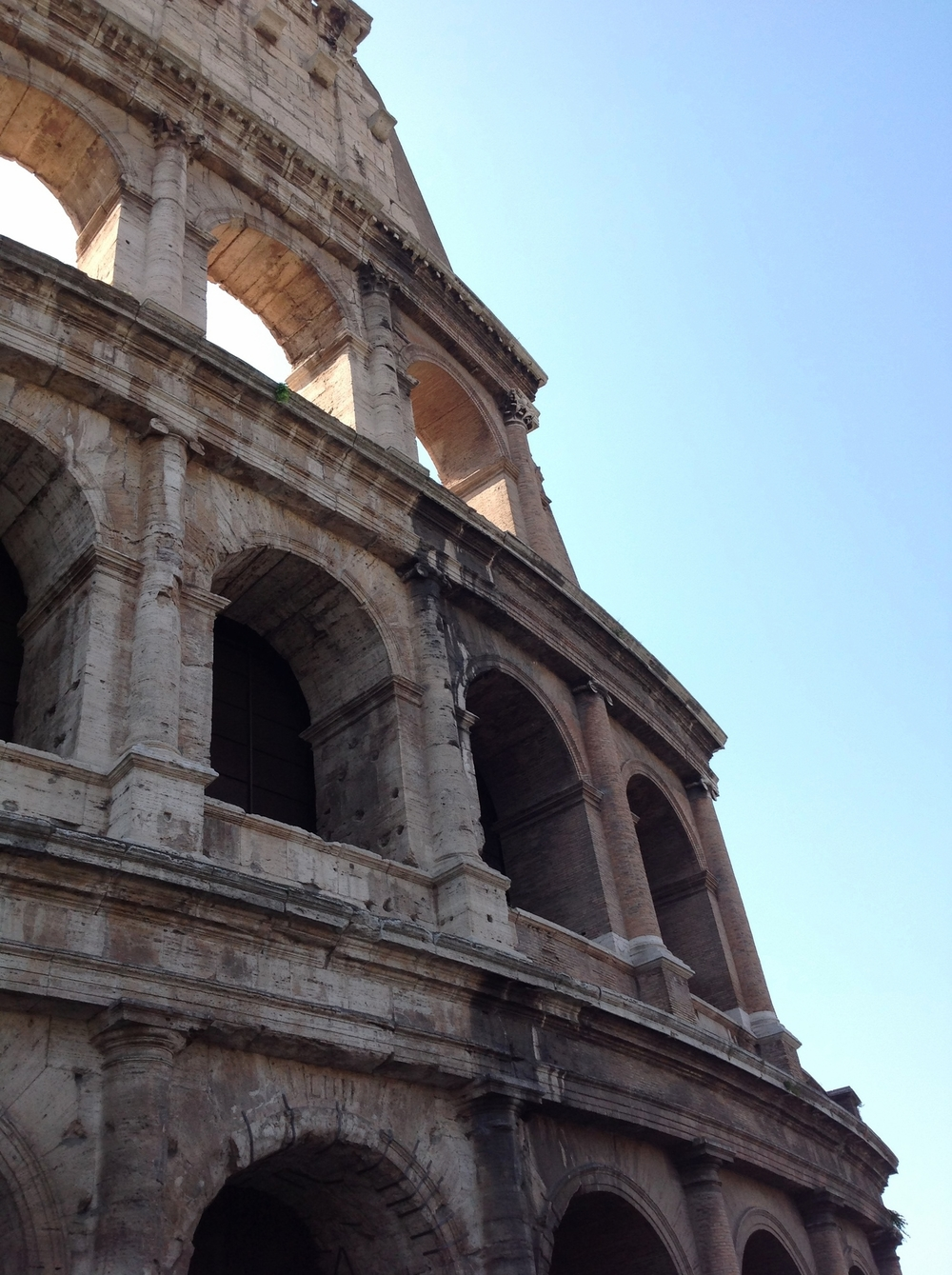 Il Colosseo (The Colosseum)