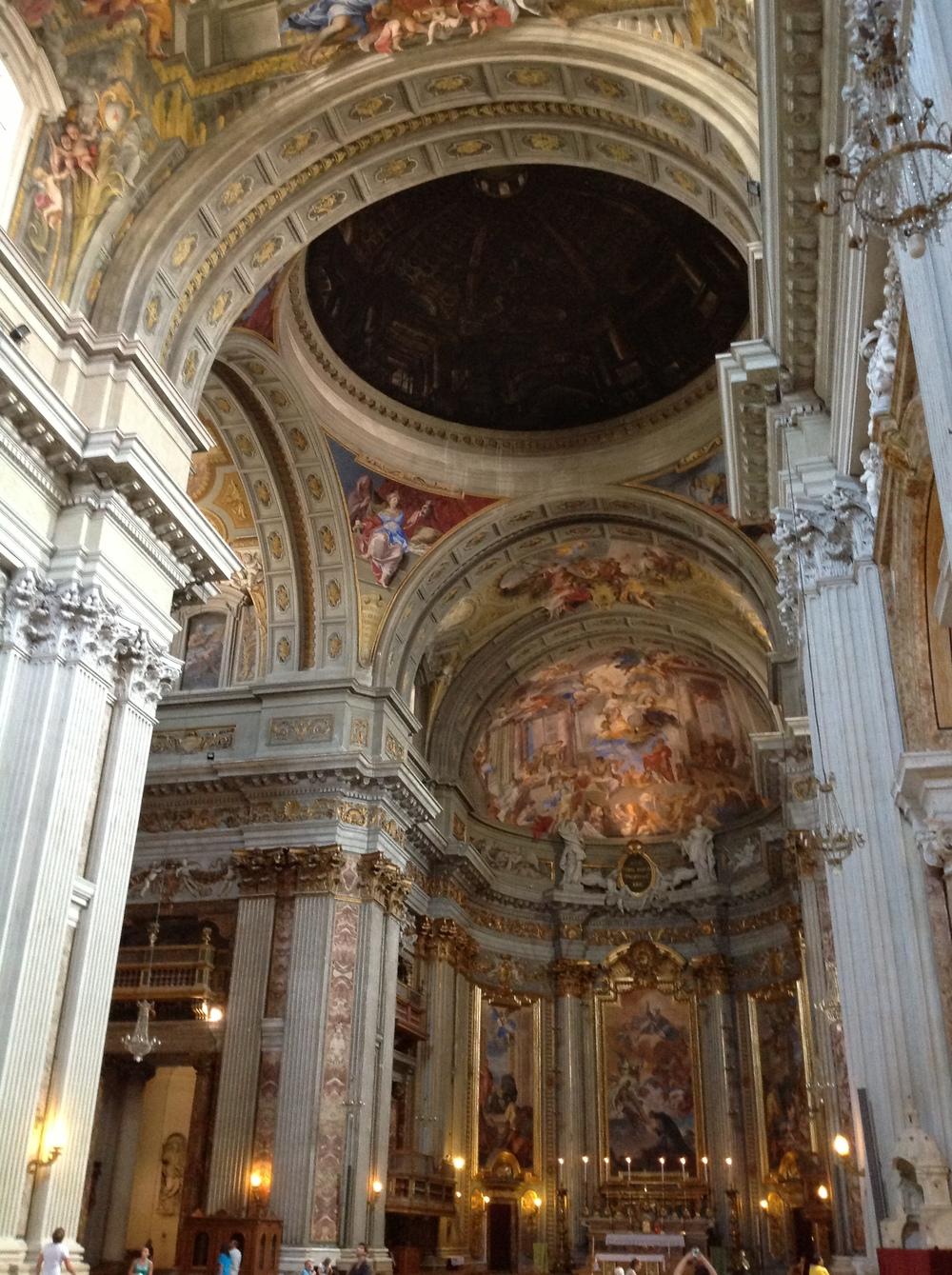 Chiesa di Sant'Ignazio di Loyola a Campo Marzio
