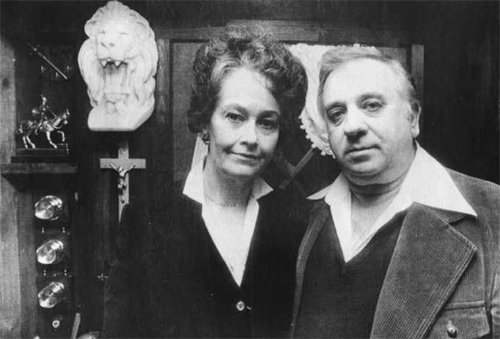 Ed and Lorraine Warren - Lots of movies, lots of... creative reality.
