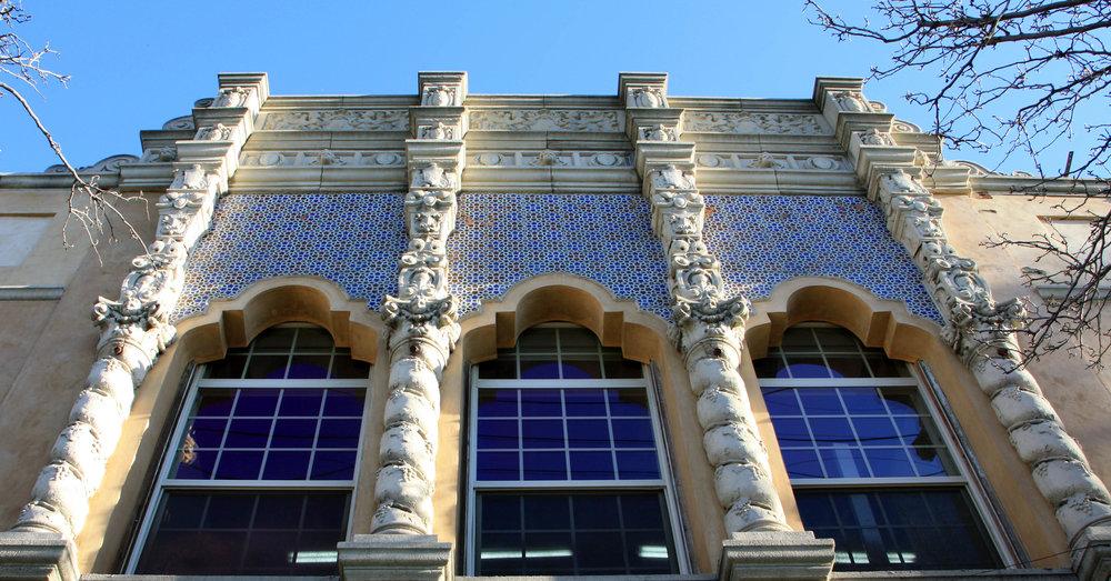 Figueroa Theater historic exterior