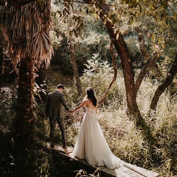 AKIVA + HANNAH |  TOPANGA CANYON WEDDING