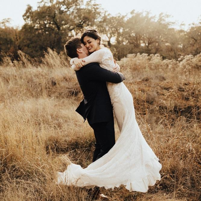 FORREST + CAITLYN |  INTIMATE FALL WEDDING