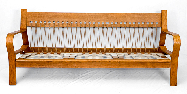 Hans Wegner Ge671 Sofa Denmark 50