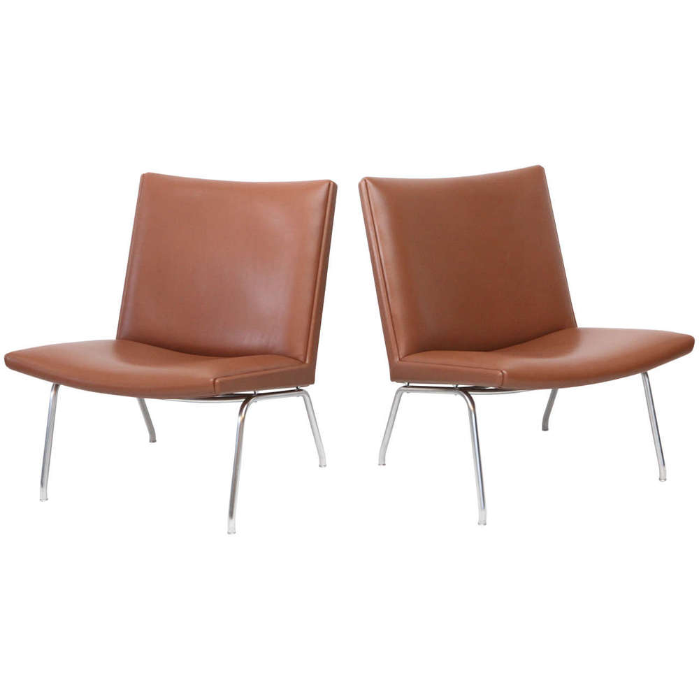 hans wegner ap 39 lounge chairs
