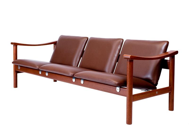 hans wegner ge280 sofa
