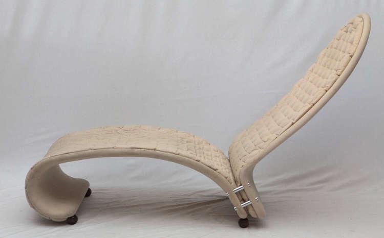 Verner Panton Chaise Denmark 50