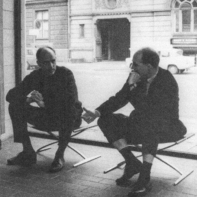Preteen Fabricius & Jorgen Kastholm
