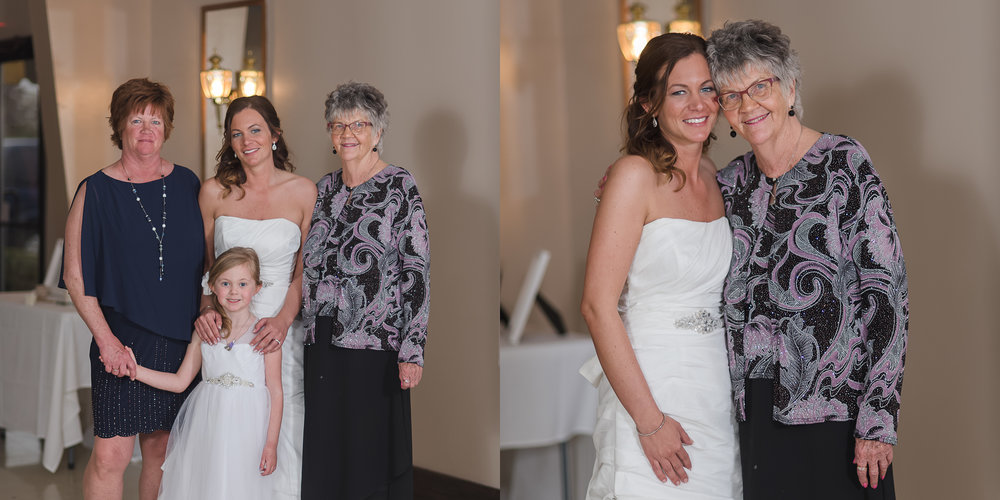4 beautiful generations in one photo! Her. grandmother was the funniest lady!