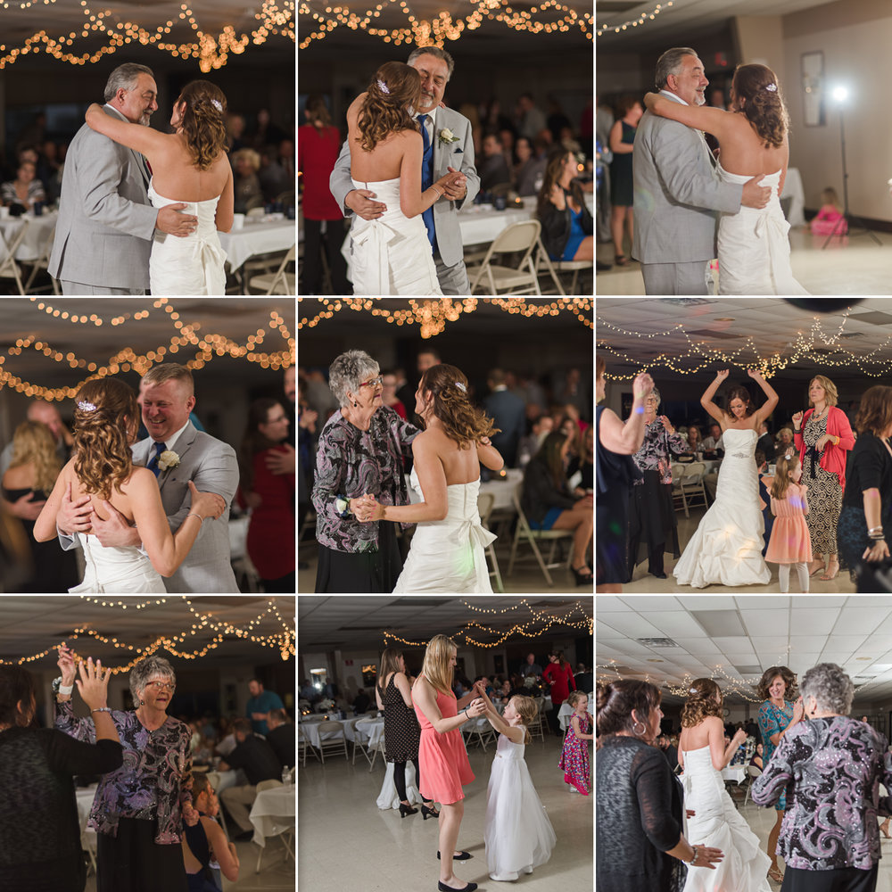 One thing guest remember most, if the bride and groom were on the dance floor throughout the night. These two did not disappoint their guests!