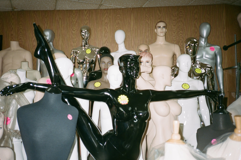 Attack of the Mannequin