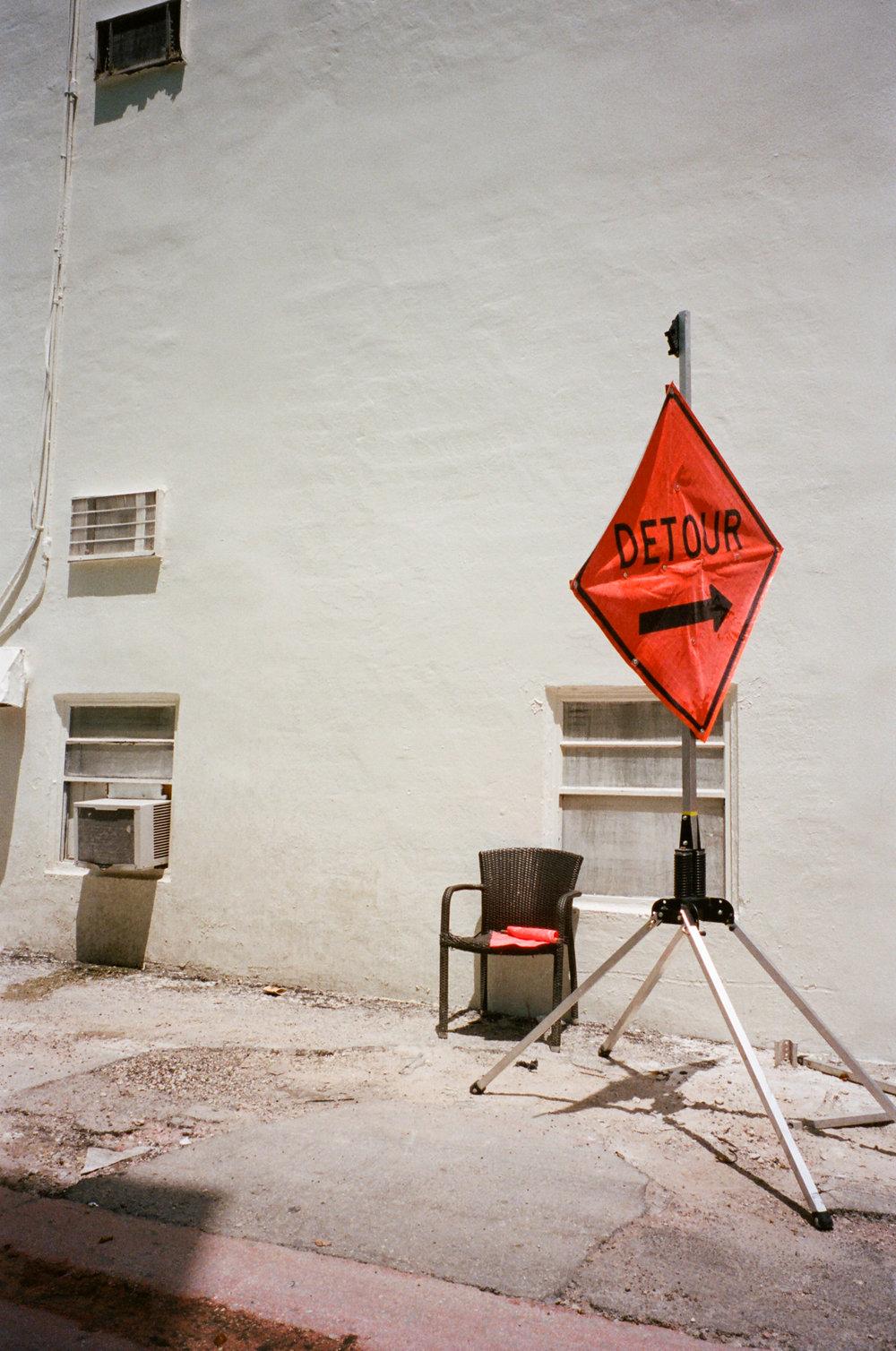Detour in Miami