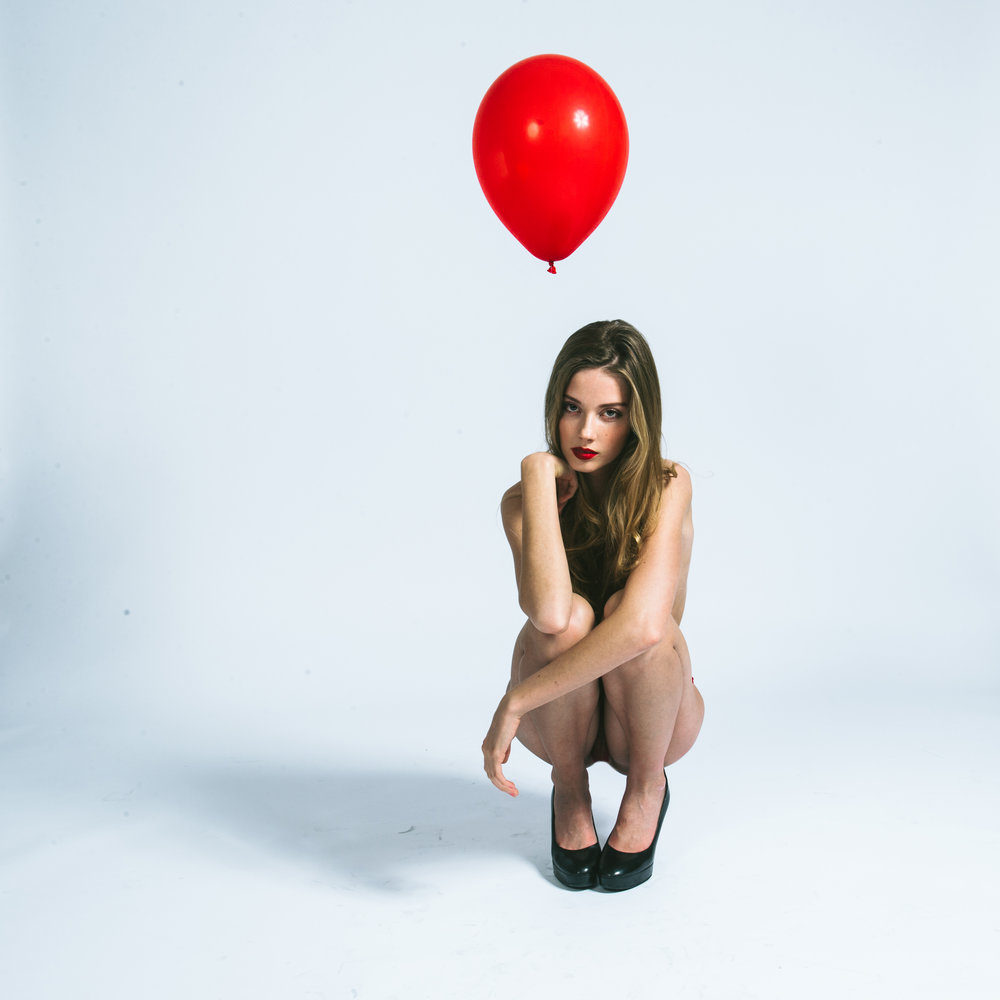 Red Balloon Album Promo, 2015