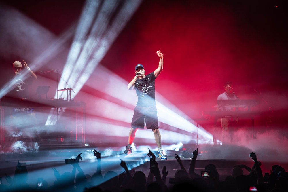 Live in Cincinnati, 2018