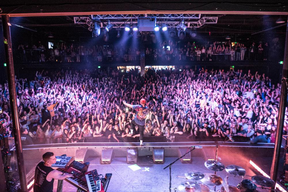 Live in Santa Ana, 2018